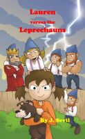 Cover for 'Lauren versus the Leprechauns'