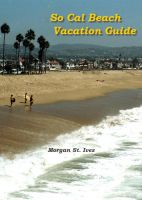 Cover for 'So Cal Beach Vacation Guide'