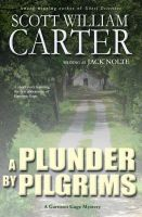 Cover for 'A Plunder by Pilgrims'