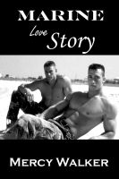 Cover for 'Marine Love Story'