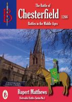 Cover for 'The Battle of Chesterfield 1266'