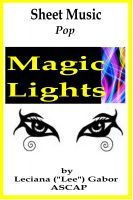 Cover for 'Sheet Music Magic Lights'