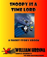 Cover for 'Snoopy Is a Time Lord'