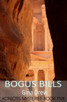 Cover for 'Bogus Bills ( Espionage Thriller / Mystery / Futuristic)'