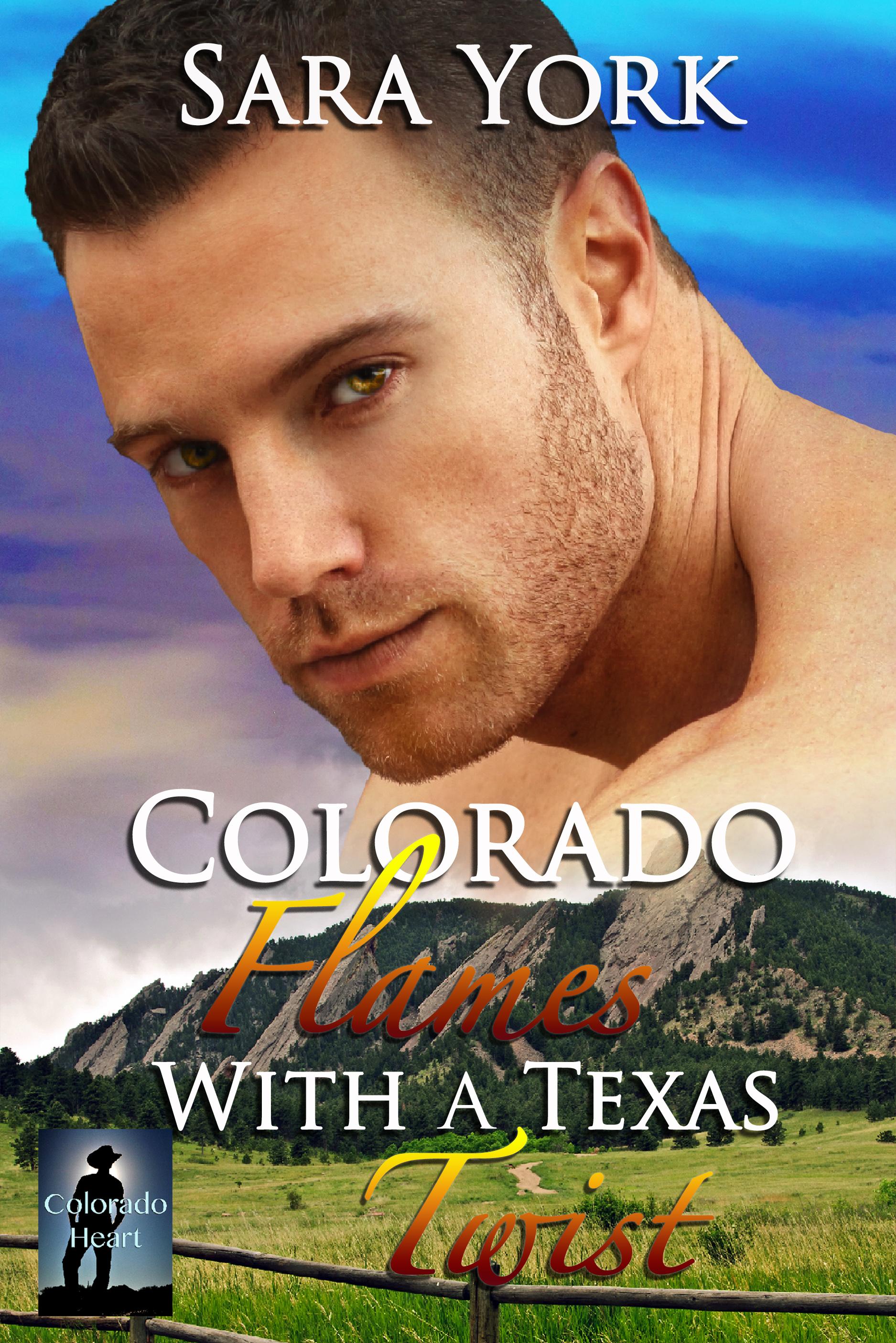 Sara York - Colorado Flames With A Texas Twist