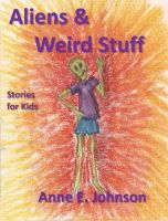 Cover for 'Aliens & Weird Stuff'
