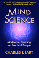 Cover for 'Mind Science: Meditation Training for Practical People'