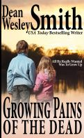 Cover for 'Growing Pains of the Dead'