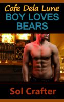 Cover for 'Boy Loves Bears'