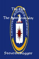 Cover for 'The CIA The American Way'