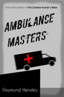 Cover for 'Ambulance Masters'