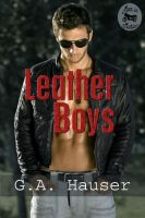Cover for 'Leather Boys Book 4 of the Men in Motion series'