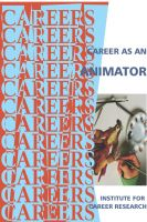 Cover for 'Career as an Animator'