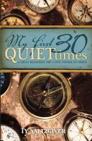 Cover for 'My First 30 Quiet Times'
