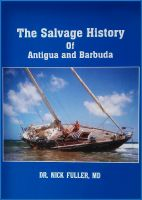 Cover for 'The Salvage History of Antigua and Barbuda'