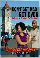 Cover for 'Don't Get Mad...Get Even - Short Stories Vol. 2 - Kicked to the Kerb'