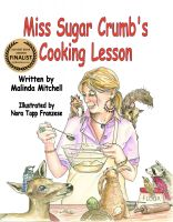 Cover for 'Miss Sugar Crumb's Cooking Lesson'
