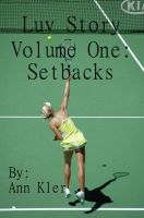 Cover for 'Luv Story - Volume One - Setbacks'