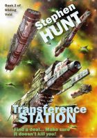 Cover for 'Transference Station (Book 2 of the Sliding Void science fiction series)'