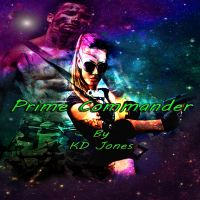 Cover for 'Prime Commander'