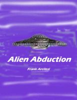 Cover for 'Alien Abduction'