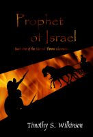 Cover for 'Prophet of Israel'