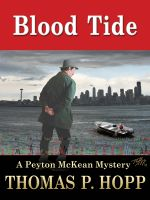 Cover for 'Blood Tide'