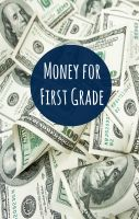 Cover for 'Money for First Graders'
