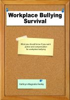 Cover for 'Workplace Bullying Survival'