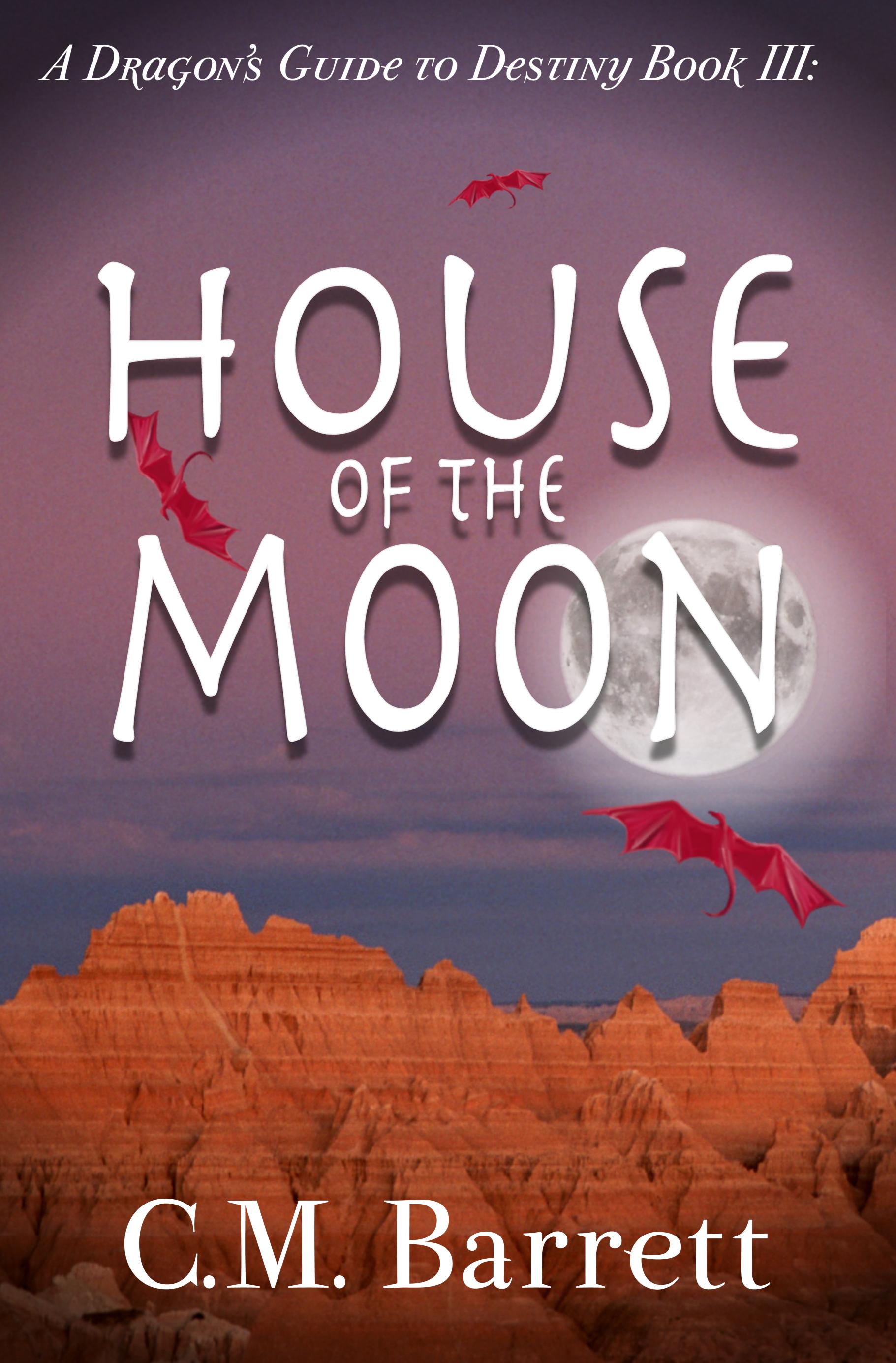 C. M. Barrett - House of the Moon
