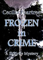 Cover for 'Frozen in Crime'
