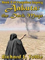 Aakuta: the Dark Mage cover