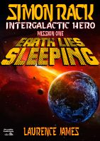 Cover for 'Earth Lies Sleeping'