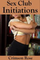 Cover for 'Sex Club Initiations'