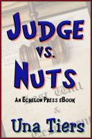Cover for 'Judge vs. Nuts'