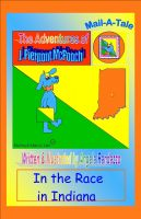 Cover for 'Indiana/McPooch Mail-A-Tale: In the Race in Indiana'