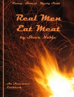 Cover for 'Real Men Eat Meat'