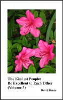 Cover for 'The Kindest People: Be Excellent to Each Other (Volume 3)'