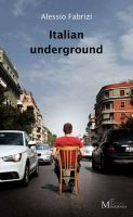Cover for 'Italian underground'