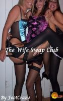 Cover for 'The Wife Swap Club'