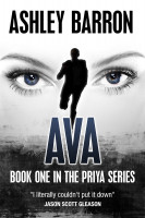 Cover for 'Ava (Book One in the Priya Series)'
