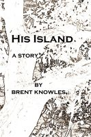 Cover for 'His Island'