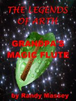 Cover for 'Grandpa's Magic Flute'