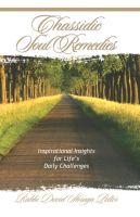 Cover for 'Chassidic Soul Remedies'