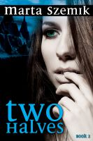 Cover for 'Two Halves'