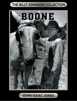 Cover for 'Boone'