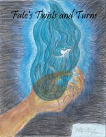 Cover for 'Fate's Twists and Turns'