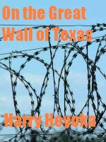 Cover for 'On the Great Wall of Texas'