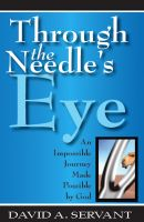 Cover for 'Through The Needles Eye'