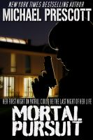 Cover for 'Mortal Pursuit'